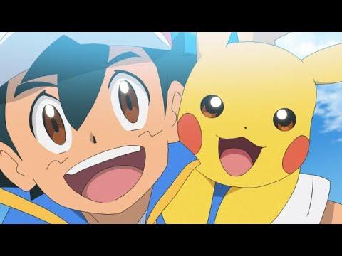 ENTER PIKACHU! | Pokémon Journeys: The Series Episode 1