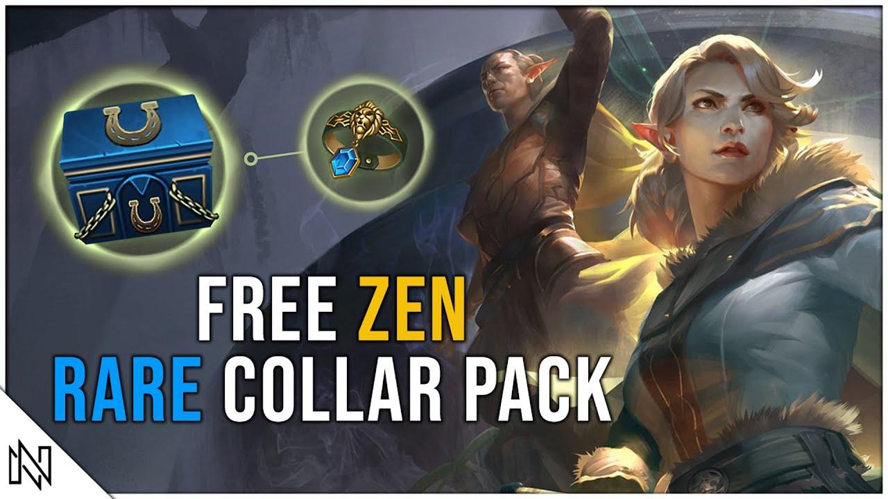 Neverwinter | Free Zen + Rare Mount Collar (Xbox)