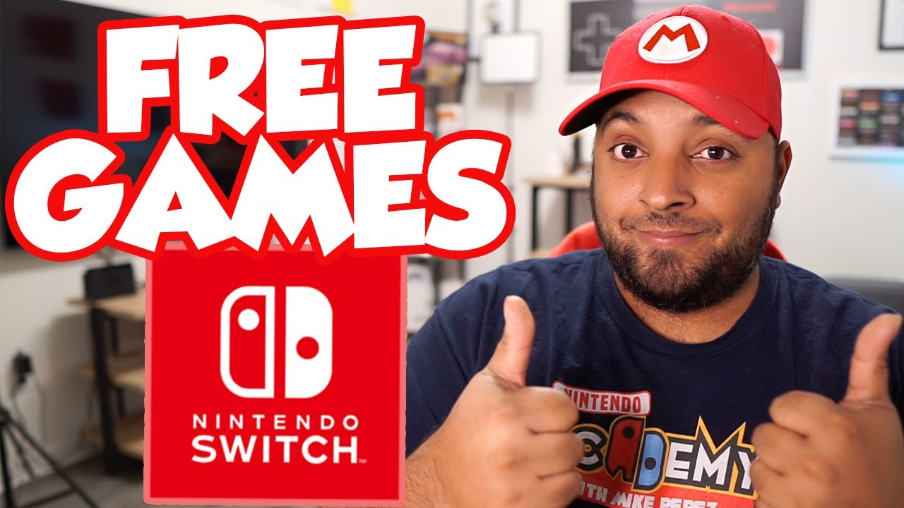 How to Download FREE GAMES on NINTENDO SWITCH in 2020/2021