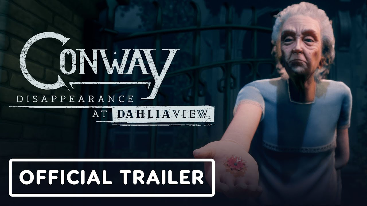 Conway: Disappearance at Dahlia View - Official Release Date Trailer