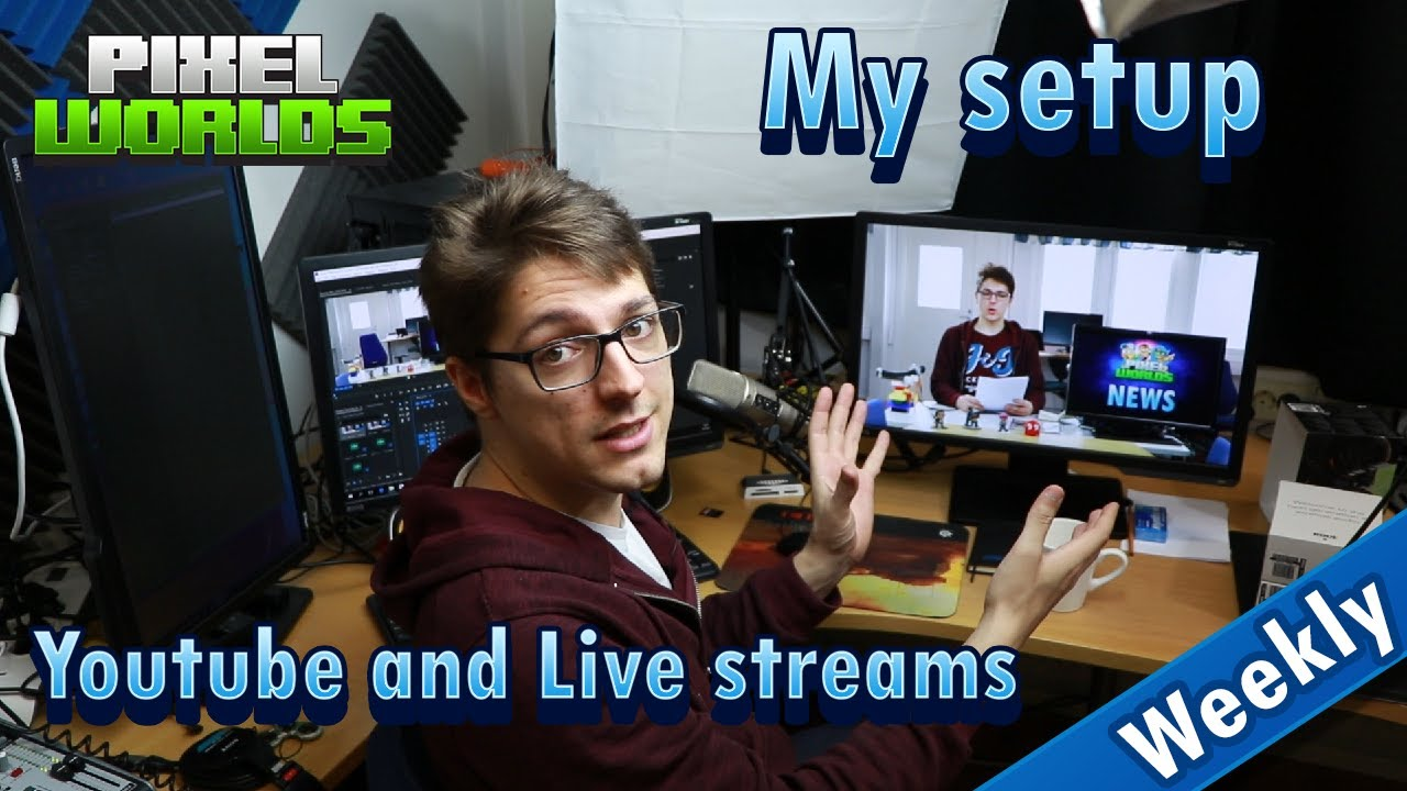 My setup for videos and streams! - Episode 28