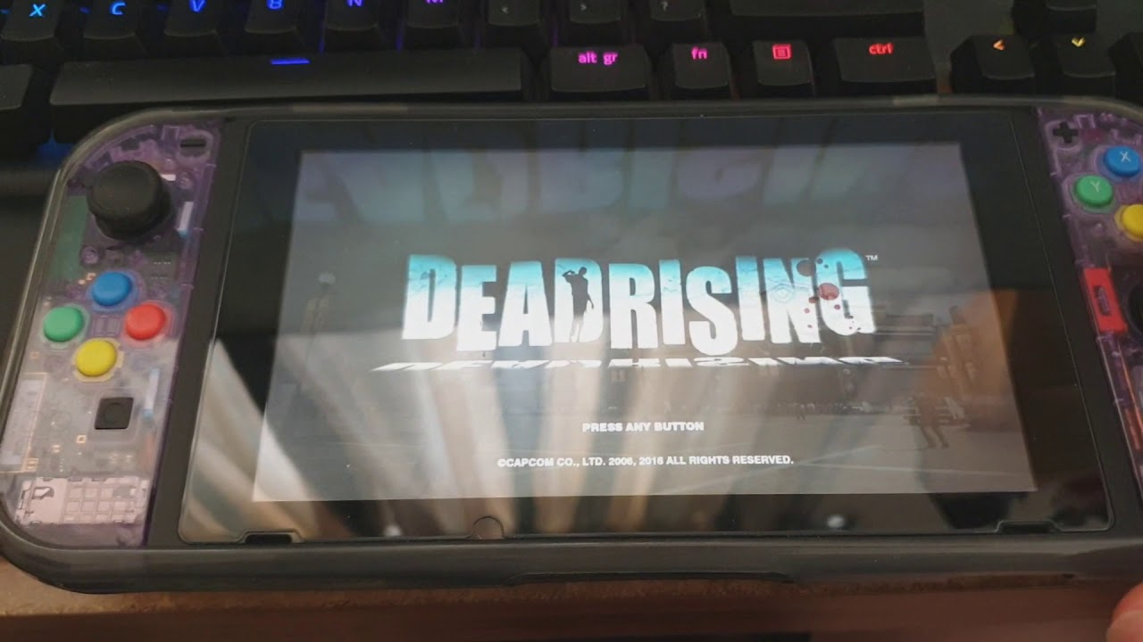 Stream PC Games to the Nintendo Switch !