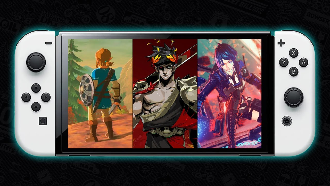 10 Nintendo Switch Games You Need to Revisit on Switch OLED