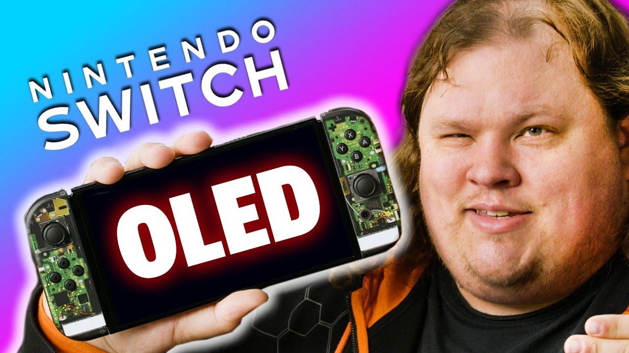Nintendo nailed it. - Nintendo Switch OLED