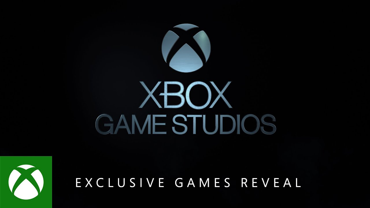 """Xbox Game Studios """"Mega Reveal"""" – Announcing 5 New Exclusive Games for Xbox Series X"""